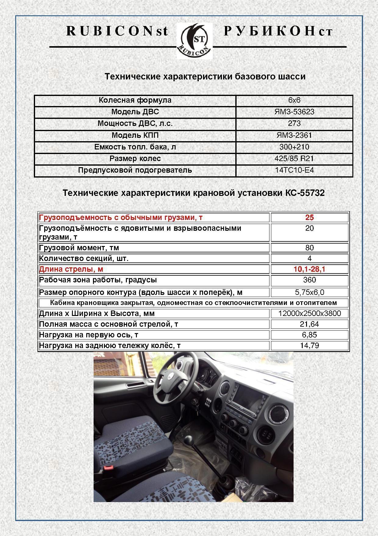 Автокран Челябинец Урал 2